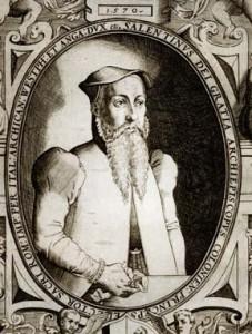 Salentin von Isenburg Erzbischof und Kurfürst von Köln (1567-1577)