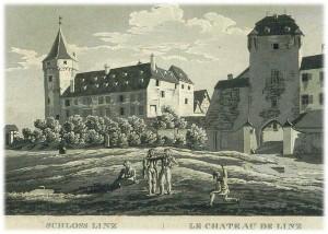 Ansicht vor 1835